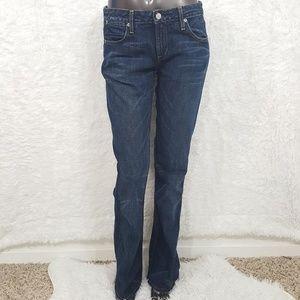 Paper Denim & Cloth Bootcut Jeans Sz 28 #238